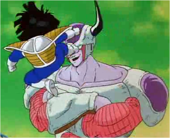 Image - Gohan Fighting 2nd Form Frieza.png   Awesome Anime and ...