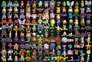 150 Pokemon from Pokemon Stadium