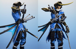 Masamune Action Figure
