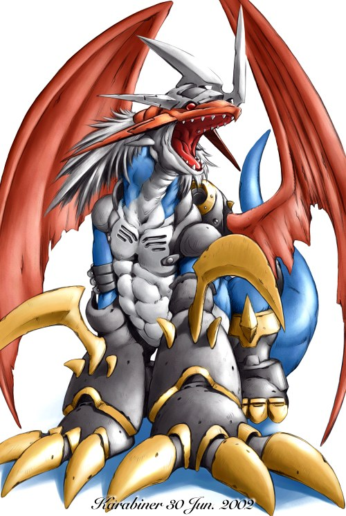 Imperialdramon | Awesome Fictional Characters Wiki ...