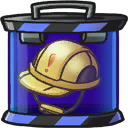 Upgrade Clunk Titanium hard hat