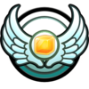 Trophy Wings of silver