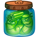 Skill Froggy Mutant worms Limited ninja edition