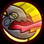 UI Skillbutton Chameleon Tongue