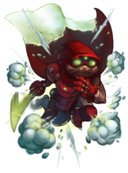 CharacterRender leon cyborg