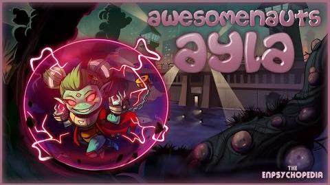 Ayla Awesomenauts Characters Spotlight feat. Nakusoo