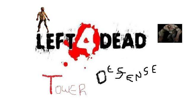 File:Left 4 dead tower defense 2nd concept logo.JPG