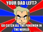 Prof. Oak Meme 1