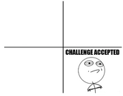 Challenge accepted create your own