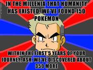 Prof. Oak Meme 3