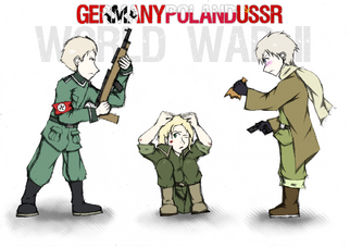 APH Poland WWII by YoGurei
