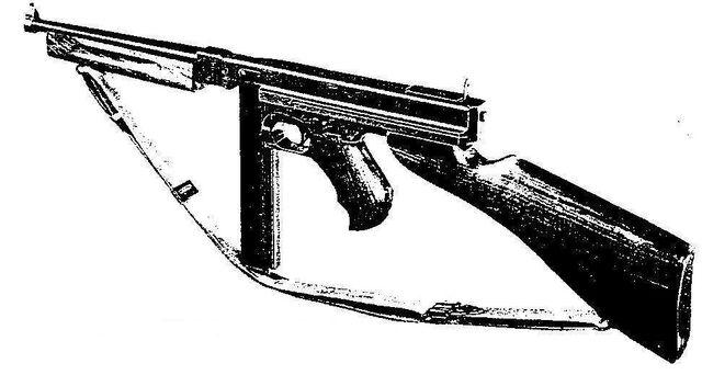 File:MODEL M1 M1A1 THOMPSON SUBMACHINE GUN.jpg
