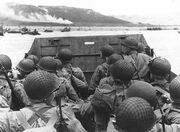 D-Day landing(On LCT)