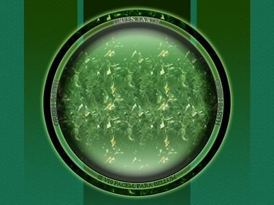 Green Earth by x0triple0