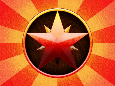 Orange Star by x0triple0