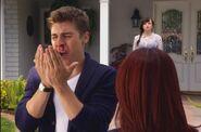 Tamara gave Collin a broken nose