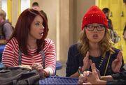 Ming and Tamara discussing Matty and Jenna's status