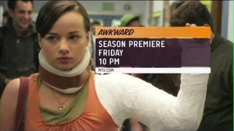 Promo Awkward. (MTV)