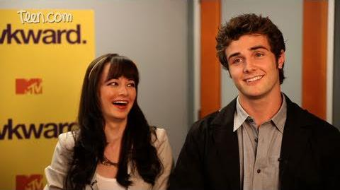 Interview MTV Awkward's Cast
