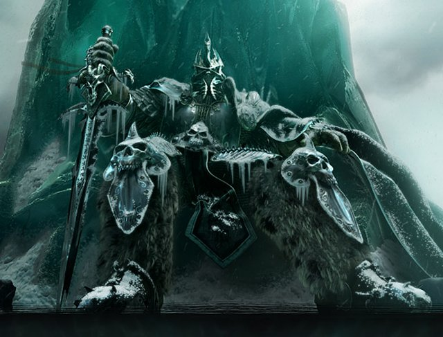 Prince Arthas Lich King Joined