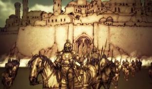 Dothraki Khalesar in Qohor