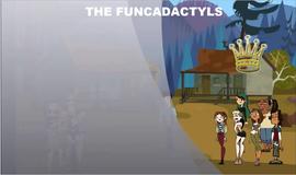 The Funkadactyls - skład