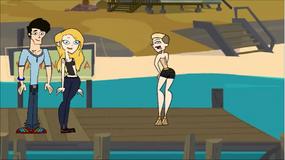 Trzecia na wyspie Miley