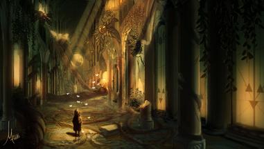 Judgement hall