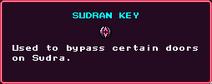 Sudran Key Pickup