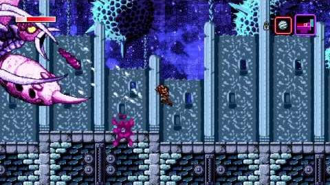 Axiom Verge Fast Ukhu Glitch Kill