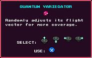 Quantum Variegator Pickup