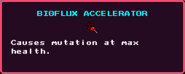 Bioflux Accelerator 1 Pickup