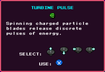 Turbine Pulse Pickup