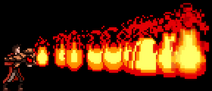 FlameThrower Shot