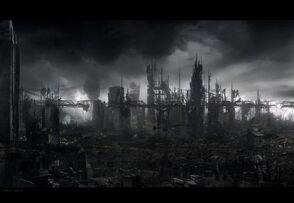 Dystopiawasteland