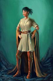 Jedi Sentinal by defcombeta