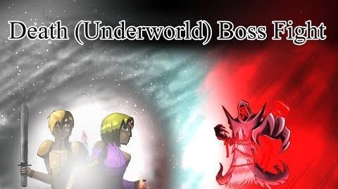 Shattered Realms- Mortal Tale- Death Boss Battle
