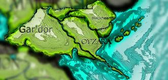 Oy'zara Old Land