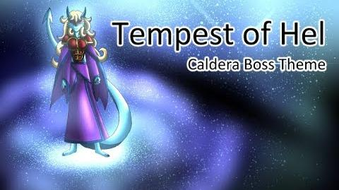 SR-MT OST- Tempest of Hel -Caldera Boss Theme-