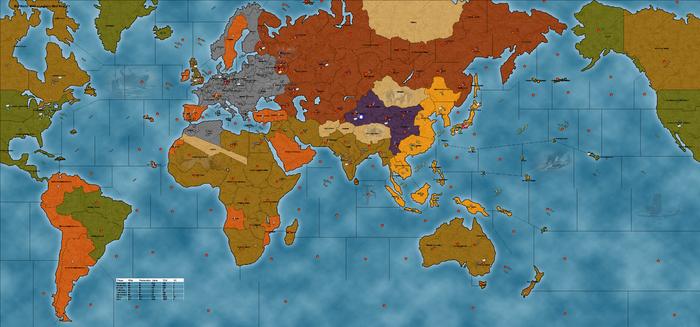 Big World 1942 - Logistics Mod