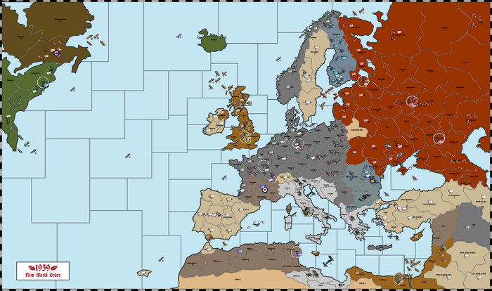 NWO Vichy 1941