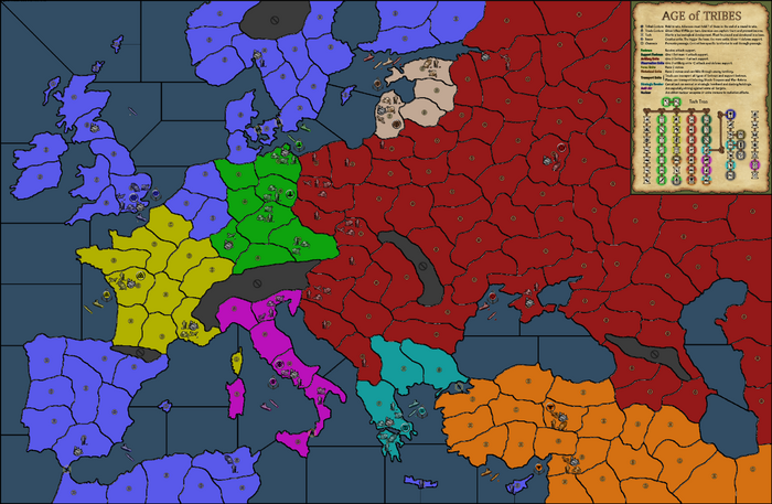 Age of Tribes Cold War