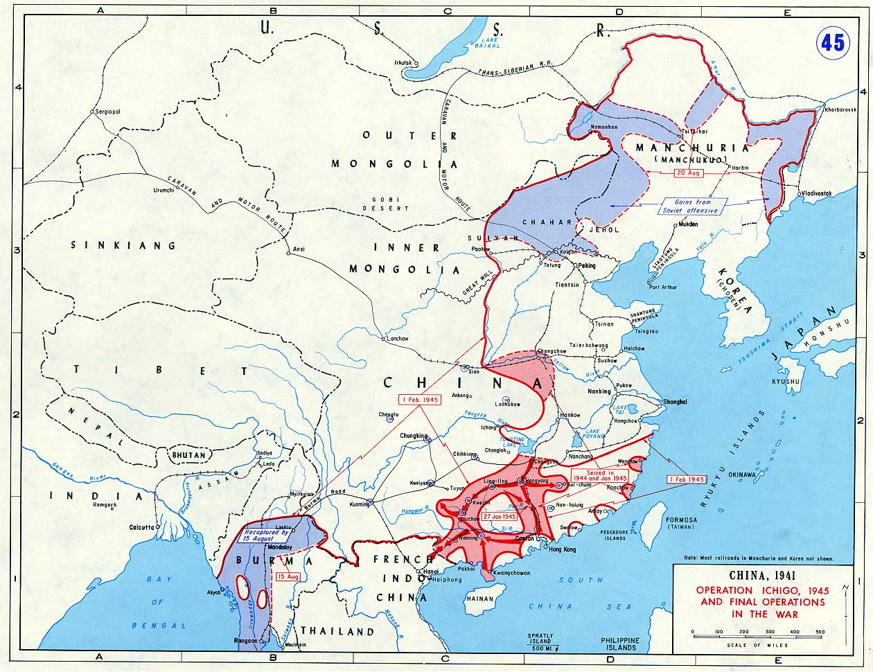 Image ww2 asia map 45g axis allies wiki fandom powered by ww2 asia map 45g gumiabroncs Images