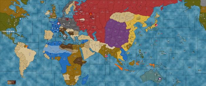 World War II Global 1940 Balanced Mod 2.0