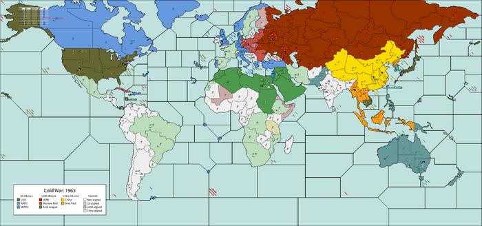 Cold War-1965