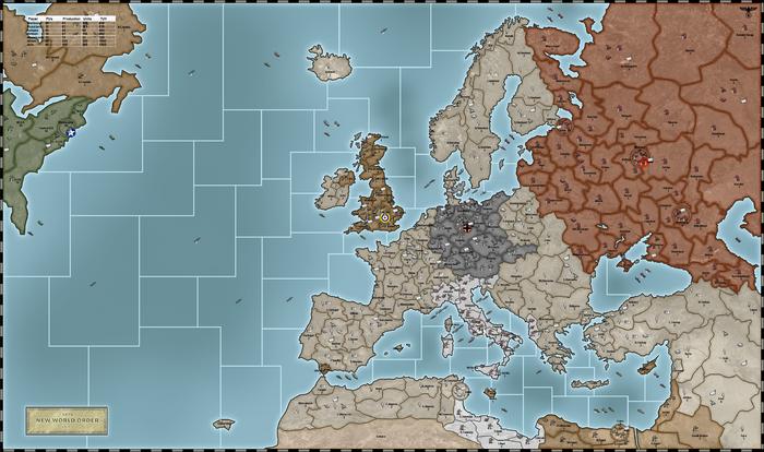 NWO 5 Nations