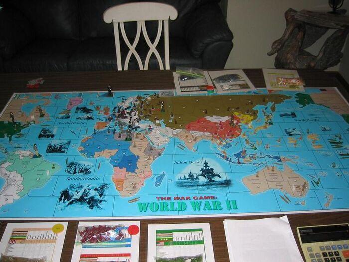 The War Game World War II