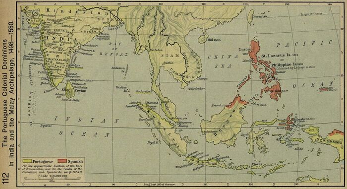 Portugal colonial dominions