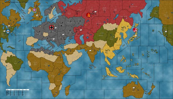 World War II Revised-Deaths Hand Mod
