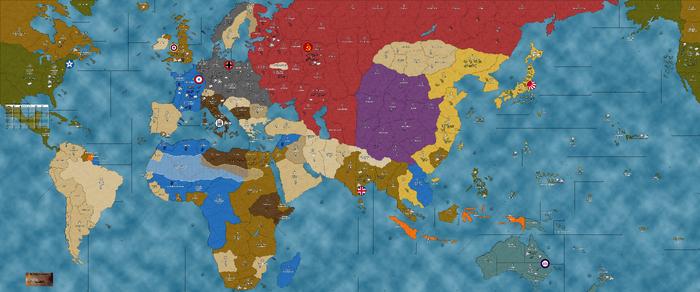 World War II Global 1940